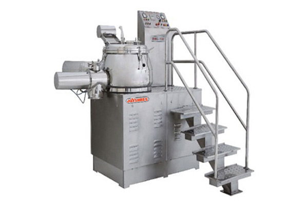 Rapid mixer granulator is widely used equipment in pharmaceutical manufacturing.