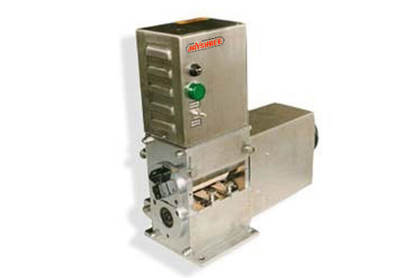 We are a reckoned name engaged in manufacturing and supplying a wide range of quality proven Blister De-Foiling Machine